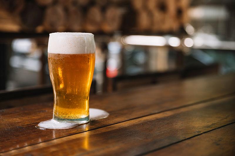 Cerveja e chopp